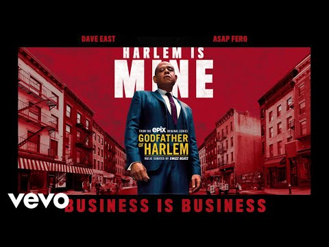 Godfather of Harlem - Business is Business (Audio) ft. Dave East, A$AP Ferg