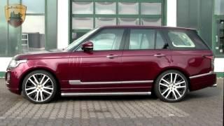 Тюнинг Range Rover Vogue AR9 от Arden