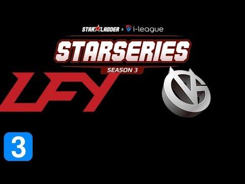 LFY vs VG Game 3  SL i-League Invitational Season 3 Highlights Dota 2