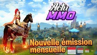 Actu MMO 📅 Nouvelle émission mensuelle à ne pas manquer !