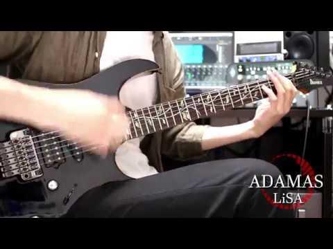 ADAMAS/LiSA Guitar cover【w/Tab】