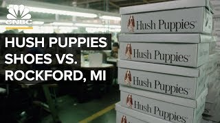 How Hush Puppies Shoes Sparked A Water Crisis