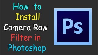 How To Add Camera Raw To Photoshop Cs6 Video in MP4,HD MP4