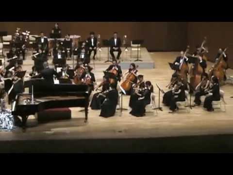 The Kobe Philharmonic play Piano Concerto No. 1 (Tchaikovsky) with Maya Kagami