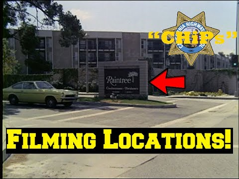 Download CHiPs TV Show--Before/After FILMING LOCATIONS Revealed!--Jon's House!!
