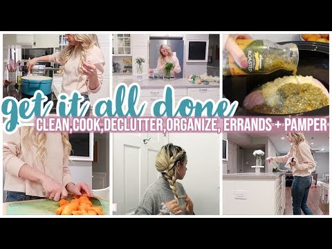 *new*-get-it-all-done-//-clean-with-me,-organize,-cook,-pamper-//-tiffani-beaston-homemaking-2020