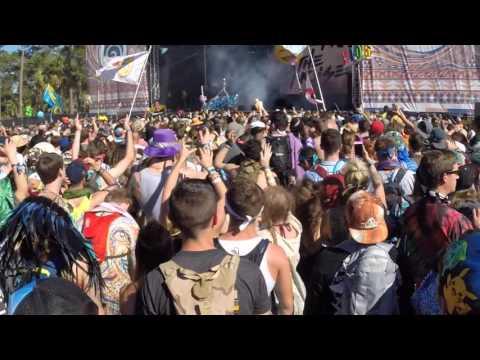 Kill The Noise live full set @ Okeechobee Music Festival in Okeechobee, Florida on March 6, 2016