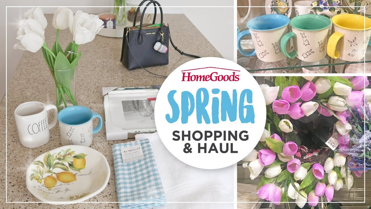 Home Goods Spring Easter Home Decor 2019 Home Goods
