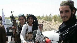 Two Taliban suicide bombings in Afghanistan kill dozens