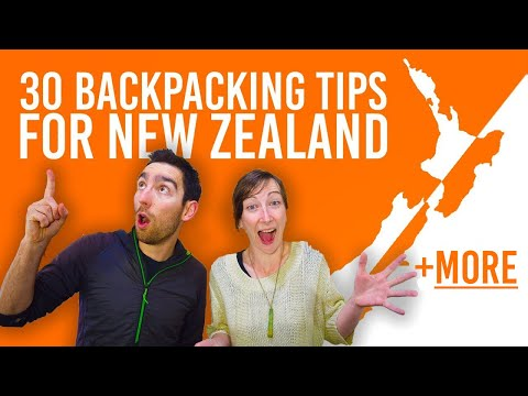 30 Tips for Backpacking in New Zealand in 2018