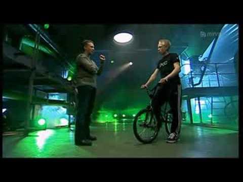 MTV3 Ennätystehdas Saku Kaarnanen 2007