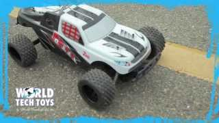 World Tech Toys Introduces the Land King Offroad Electric RC Truggy