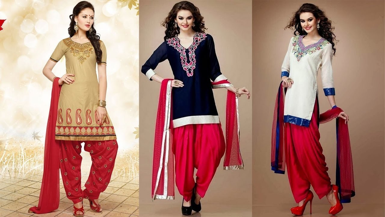 Trends Of Cotton Salwar Kameez Neck Designs Catalogue Neck Pattern