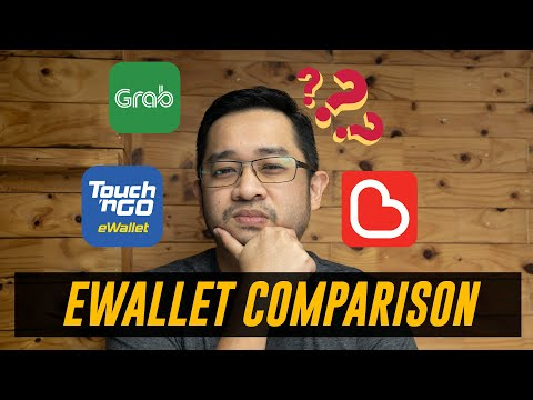Which EWallet For ETunai Rakyat? | GrabPay Vs Touch N Go Vs Boost