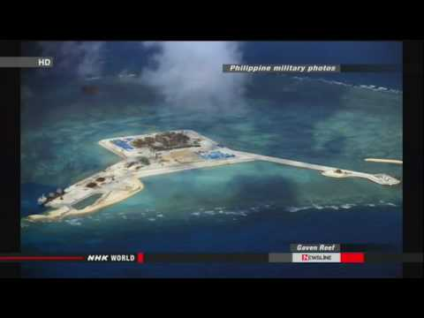 China builds high-tech cinema on South China Sea island