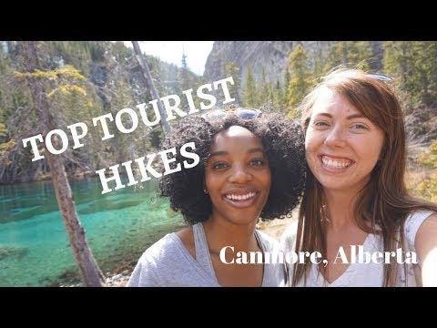Canmore, Alberta MUST-SEES | Ha-Ling Peak | Grassi Lakes