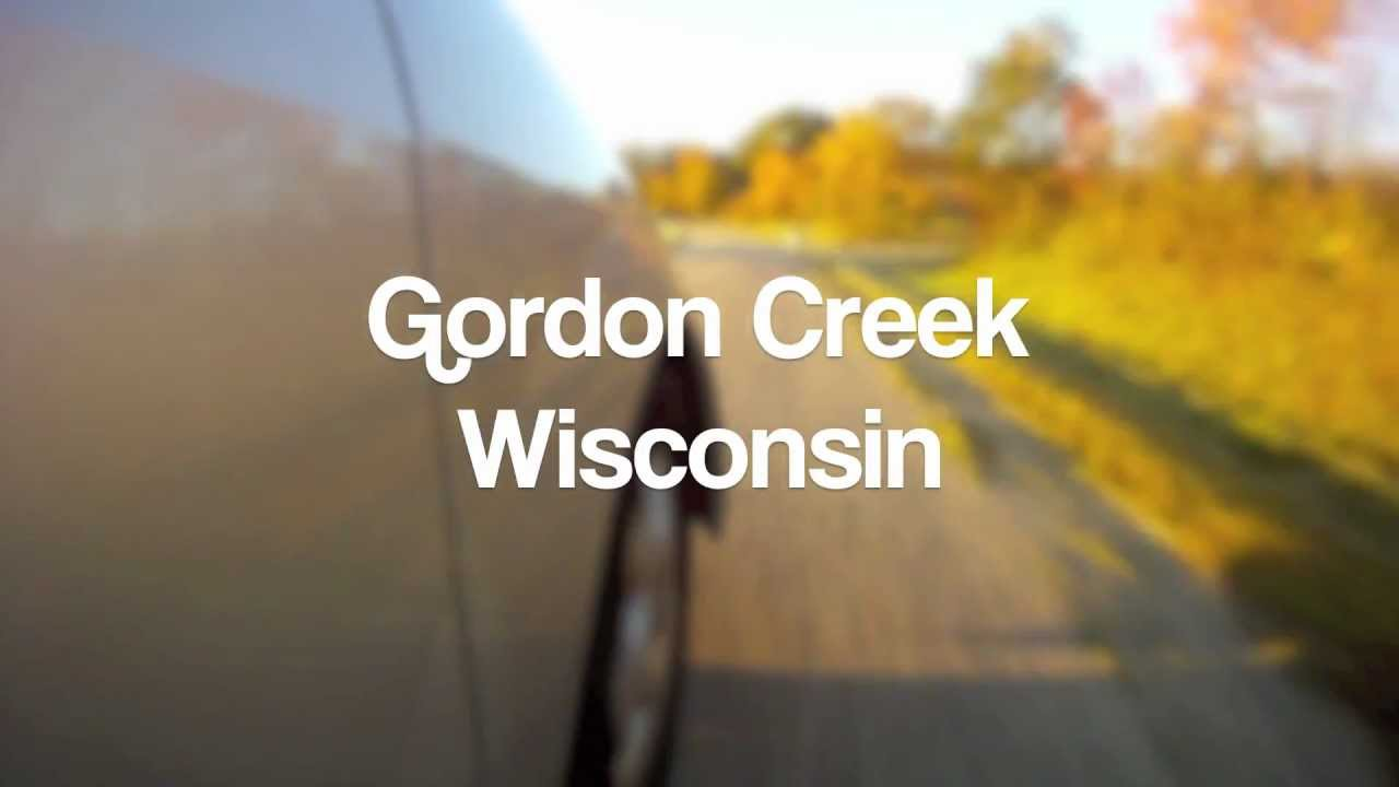 Driftless area fly fishing wisconsin gordon creek trout for Wisconsin out of state fishing license