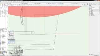 Vectorworks 2013 - D2a - Ep 4b (solution - Oh Ship!)