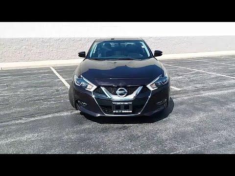 2017 Nissan Maxima Niles, Skokie, Chicago, Evanston, Park Ridge, IL SP10524