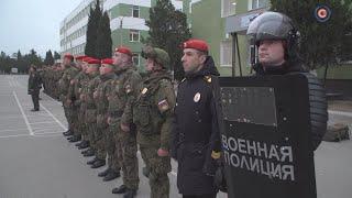 Смотреть видео Первые в России учения военной морской полиции прошли сегодня в бухте Казачья онлайн