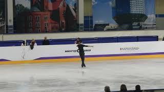 Javier Fernandez, European Championships Figureskating 2019, practice LP