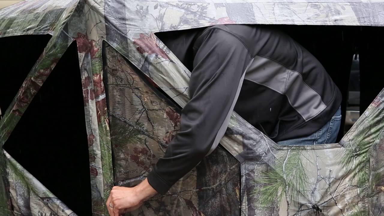 sniper camouflage opplanet barronett main free shipping handling and w blind blinds hunting