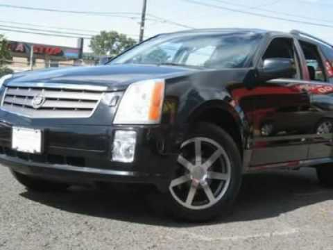 2004 Cadillac Srx Youtube
