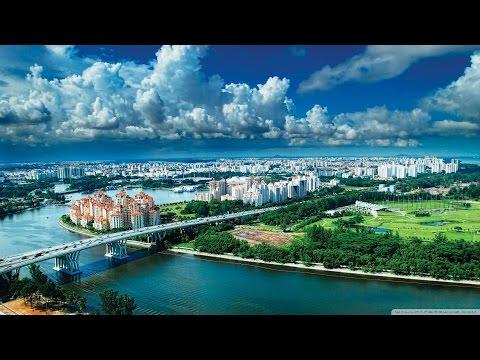 Stadt Singapur