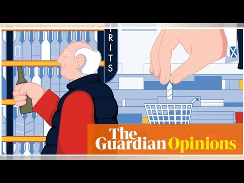Enough liberal hand-wringing – raising alcohol prices is not class war | Nick Cohen