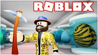 🔥 * NEW GAME * PETS HELP ME IN MINE-ROBLOX