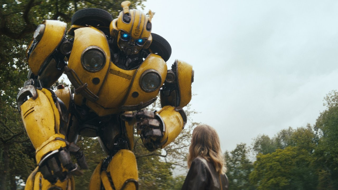 Direct Line to Transformers Bumblebee - Stand Down Bumblebee, We're On It.