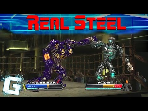 Real Steel - The Video Game [Xbox 360]
