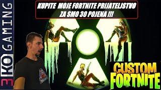 🛑 Fortnite Customi One city-buy me for a friend-! Redeem Fortnite-SAC: 3kogaming