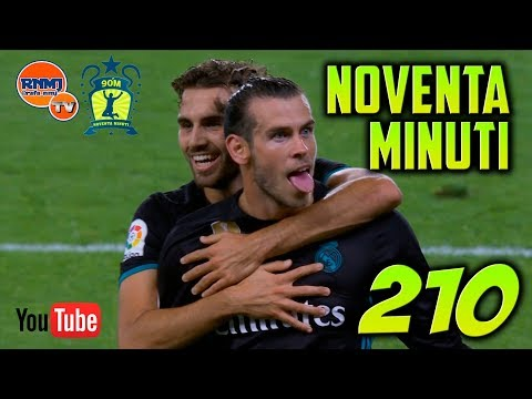 90 MINUTI 210 Real Sociedad 1 Real Madrid 3 (18/09/2017) HD