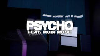 Dixie - Psycho ft. Rubi Rose (Official Lyric Video)