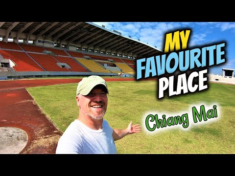 Places To Visit In Chiang Mai Thailand | 700 Year Stadium