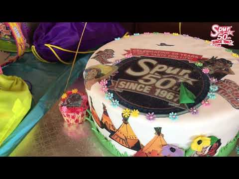 Spur's 50th Birthday Celebrations: Burning Spear Spur party