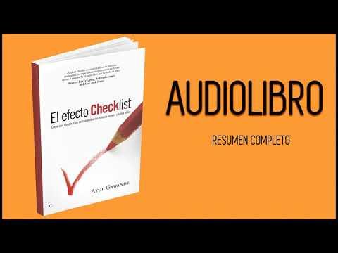 el-efecto-checklist---atul-gawande---audiolibro