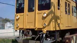 末期色のJR可部線105系 K11編成の在りし日の姿