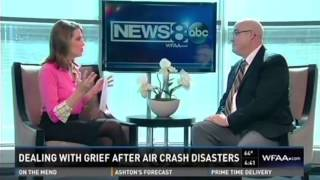 3/26/15 → Aviation Crisis Consultant Ken Jenkins live on TV News
