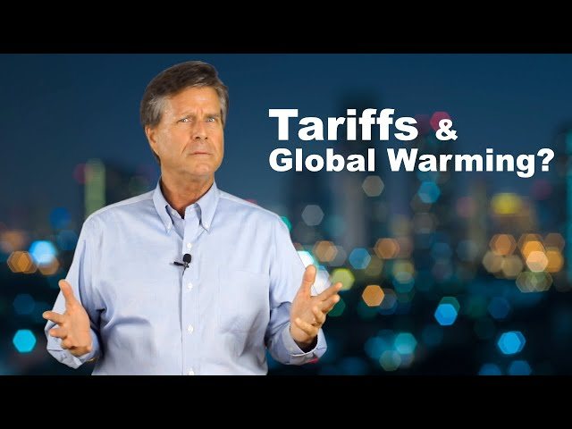 Tariffs Now Seen As A Weapon Against Global Warming