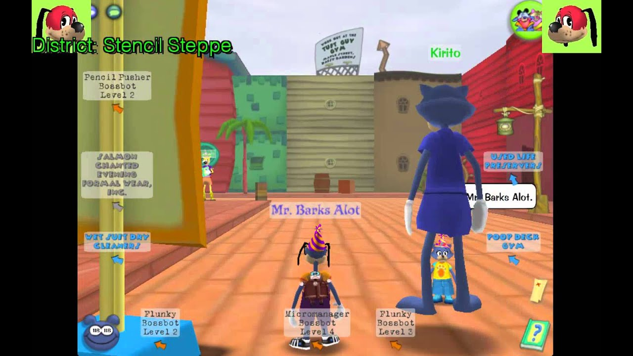 Toontown Rewritten Live - Happy Birthday Toontown!!! [Chatting and Q&A :)]