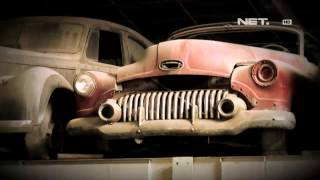 NET24 - Garasi Mobil Antik di Jakarta