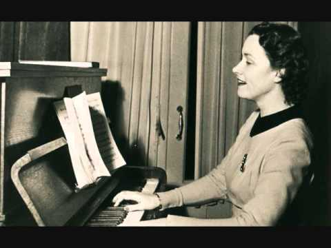 Kathleen Ferrier interviewed in Montreal
