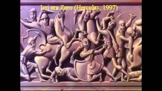 Classifica Canzoni Disney Generale, parte 1