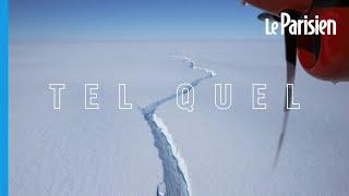 Antarctique : un iceberg géant se détache du reste de la banquise