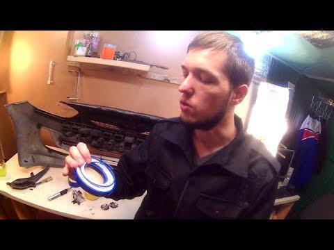 видео: Сварка пластика! Где искать пластмассу на прутки?