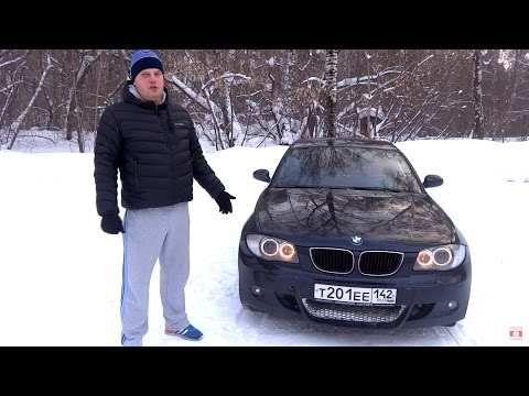 BMW 1-series E81 2.0 SPORT EDITION. Тест - Обзор
