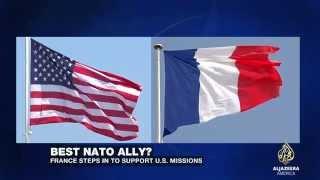 NATO Member France Steps Up Military Commitment To Enforce U.S. Hegemony