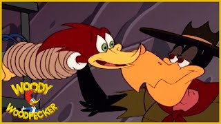 Woody Woodpecker | Goldiggers | Woody Woodpecker Full Episode | Kids Cartoon | Videos for Kids